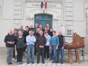 Le groupe de français