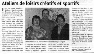 Nouvelle République - 13 janvier 2009